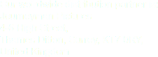 Our wolrdwide distribution partner is: Journeyman Pictures 4-6 High Street, Thames Ditton, Surrey, KT7 0RY, United Kingdom